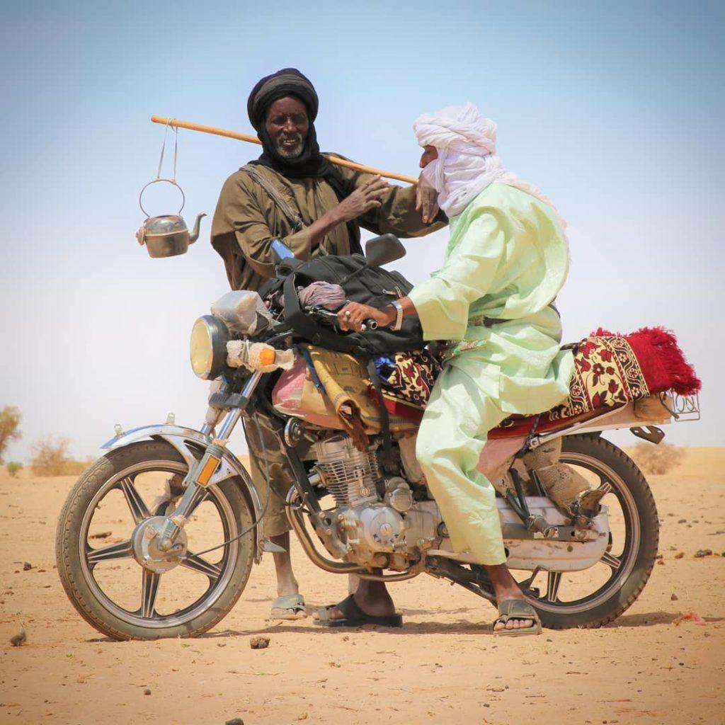 Wodaabe climate refugees